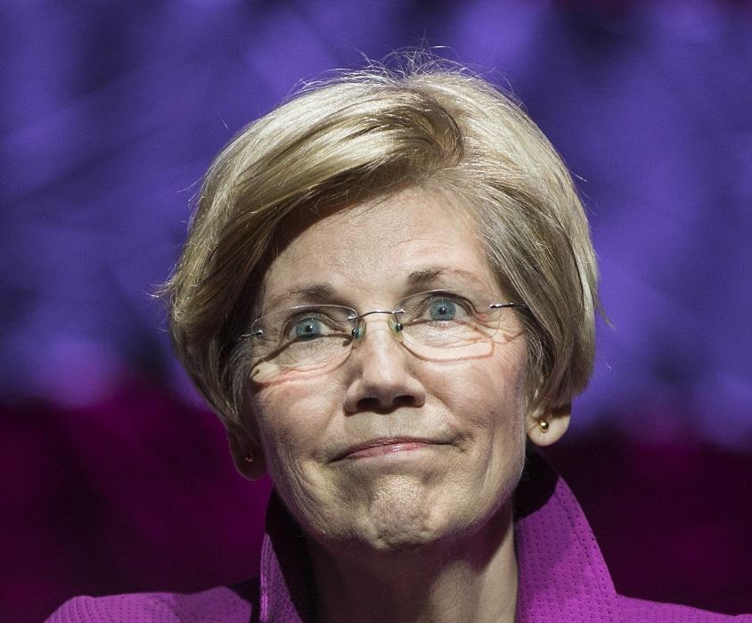 Elizabeth Warren Getty Images/Scott Eisen