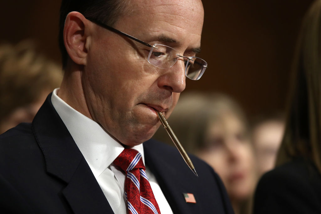 Rod Rosenstein (Getty Images)