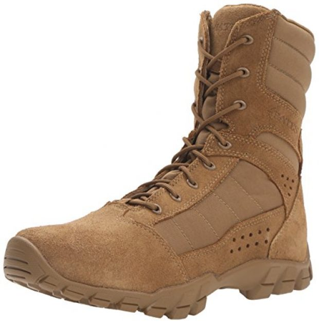 Normally $150, this pair of tactical boots is 40 percent off today (Photo via Amazon)
