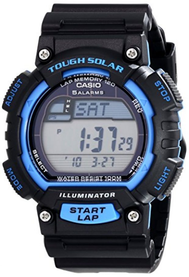 Normally $50, this watch is 60 percent off today (Photo via Amazon)