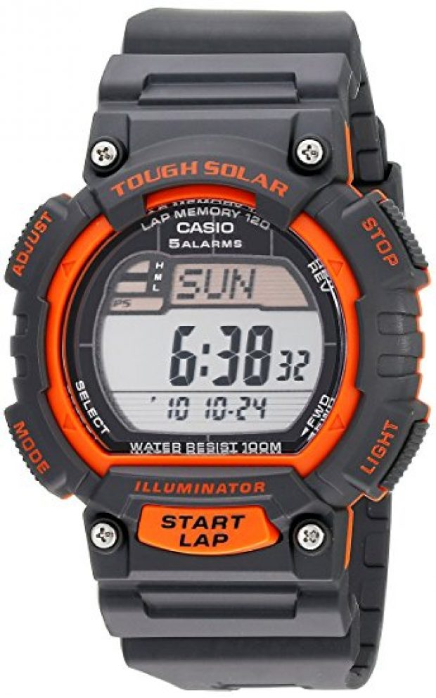 Normally $40, this watch is 50 percent off today (Photo via Amazon)