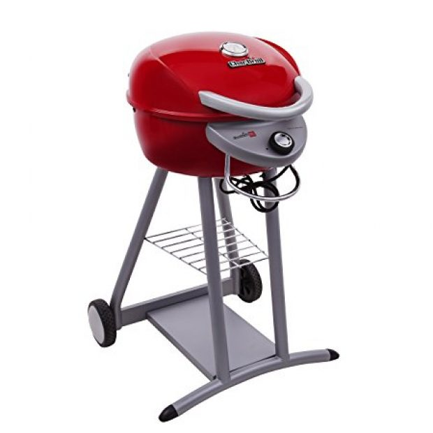 Normally $200, this electric grill is 45 percent off (Photo via Amazon)
