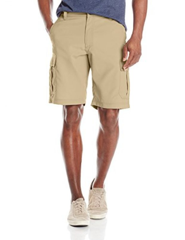 Normally $54, these shorts are 57 percent off today. They are actually available in 15 different colors/patterns (Photo via Amazon)