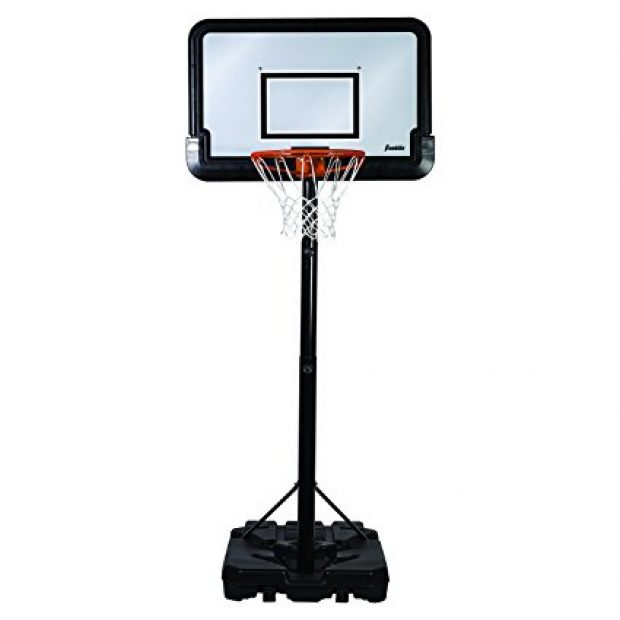 Normaly $200, this basketball hoop is 35 percent off today (Photo via Amazon)
