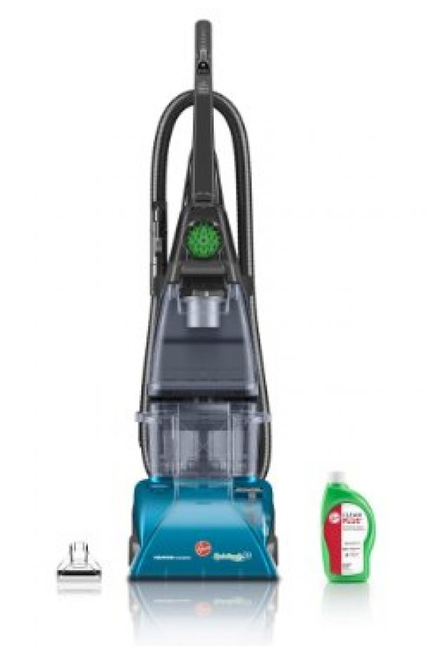 Normally $131, this carpet cleaner is 47 percent off today (Photo via Amazon)