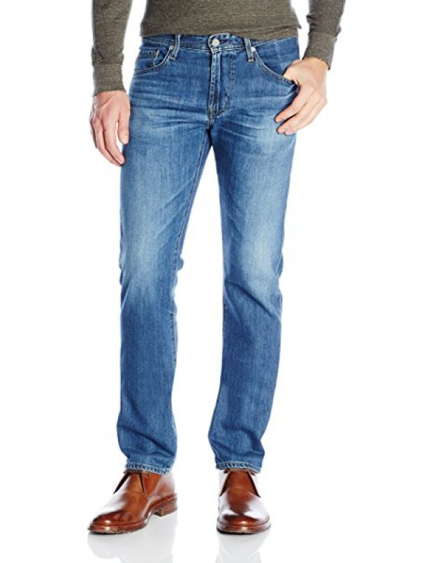 Normally $215, this pair of jeans is 61 percent off today (Photo via Amazon)