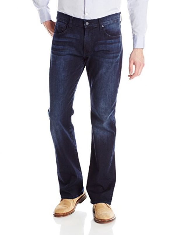 Normally $200, this pair of jeans is 61 percent off today (Photo via Amazon)