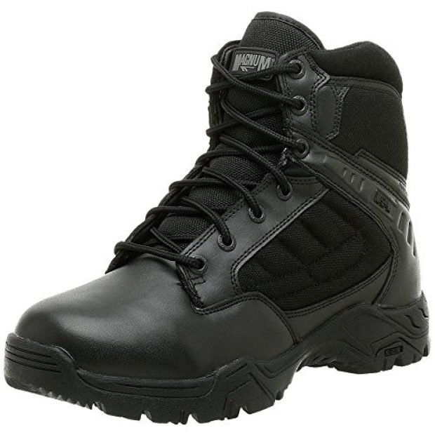 Normally $70, this pair of tactical boots is 40 percent off today (Photo via Amazon)