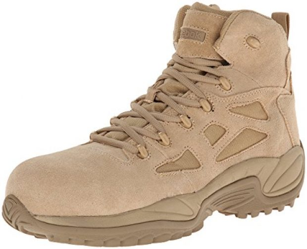 Normally $143, this tactical boot is 58 percent off today (Photo via Amazon)