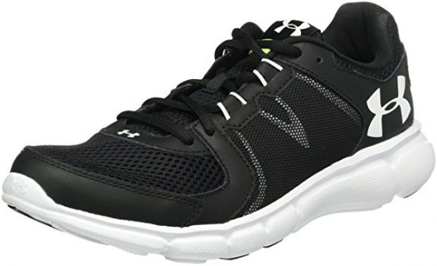 Normally $65, this pair of running shoes is 25 percent off today (Photo via Amazon)
