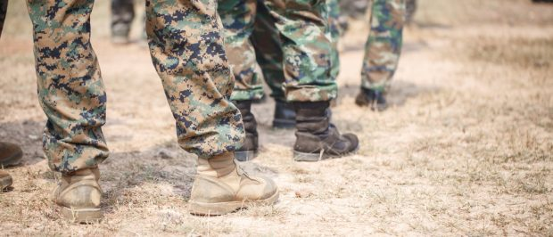 Tactical boots are a must-own (Photo via Shutterstock)