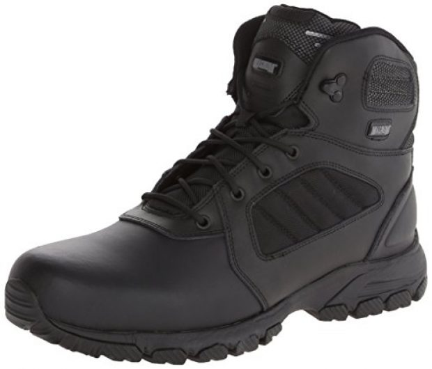 Normally $100, this pair of work boots is 54 percent off today (Photo via Amazon)