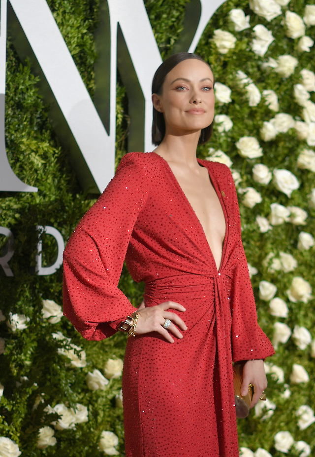 NEW YORK, NY - JUNE 11: Olivia Wilde attends the 2017 Tony Awards at Radio City Music Hall on June 11, 2017 in New York City. (Photo by Mike Coppola/Getty Images for Tony Awards Productions)
