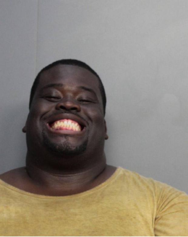 Steve St. Felix (Miami-Dade Corrections)