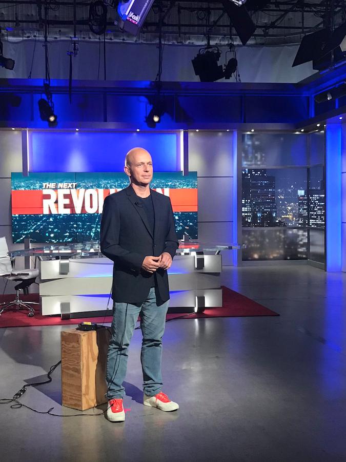 Steve Hilton (Fox News)
