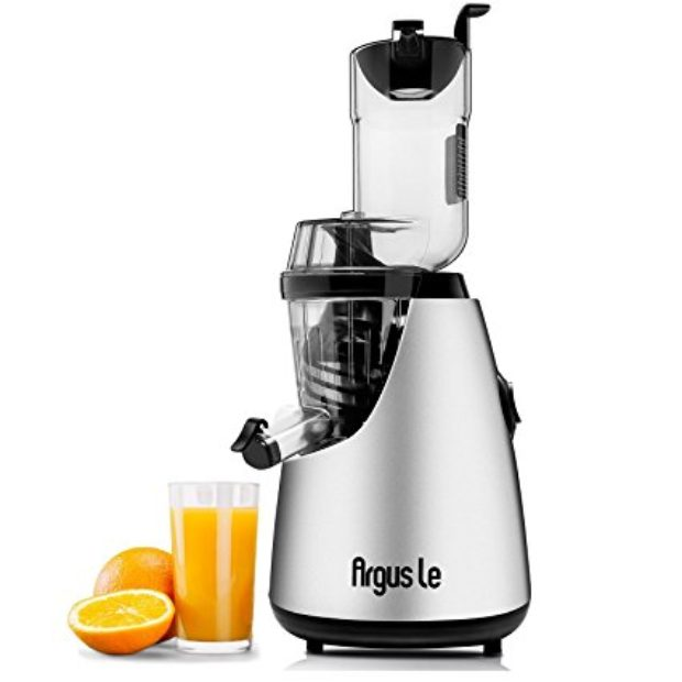 Normally $320, this masticating juicer is 69 percent off today (Photo via Amazon)
