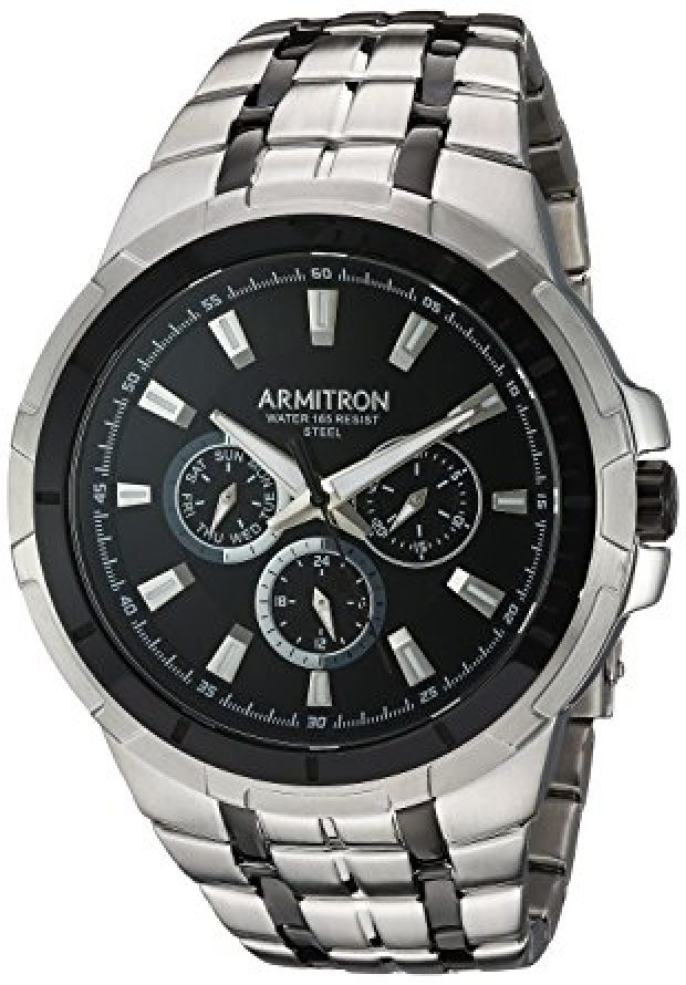 Normally $83, this Armitron watch is 64 percent off today (Photo via Amazon)
