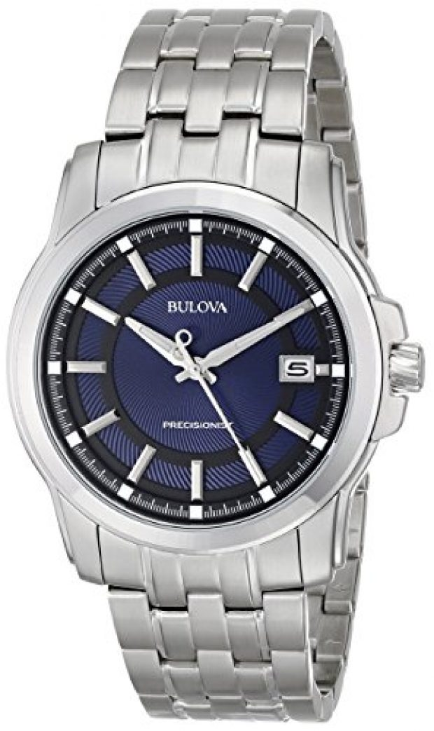 Normally $400, this Bulova watch is 71 percent off today (Photo via Amazon)