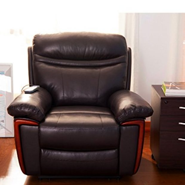 Normally $400, this reclining chair is 48 percent off (Photo via Amazon)