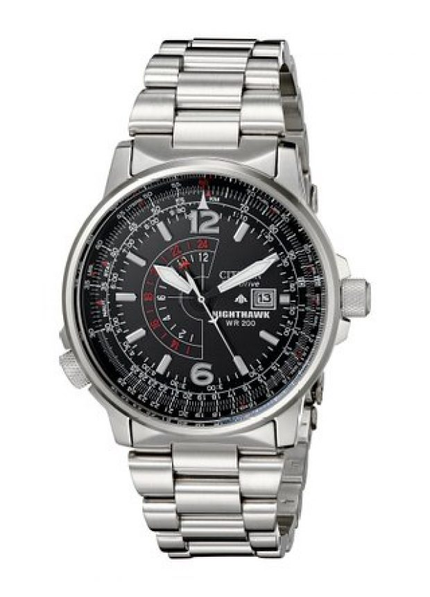 Normally $400, this Citizen watch is 61 percent off today (Photo via Amazon)