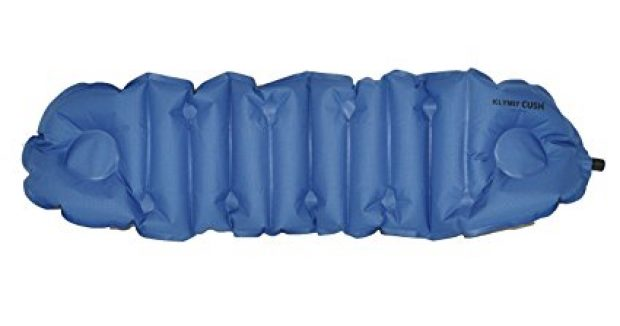 Normally $20, this inflatable pillow/seat cushion is 50 percent off today (Photo via Amazon)