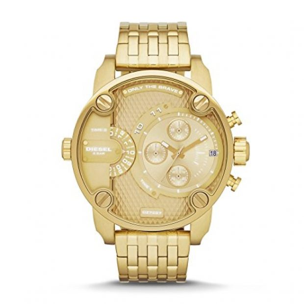 Normally $325, this Diesel watch is 59 percent off today (Photo via Amazon)