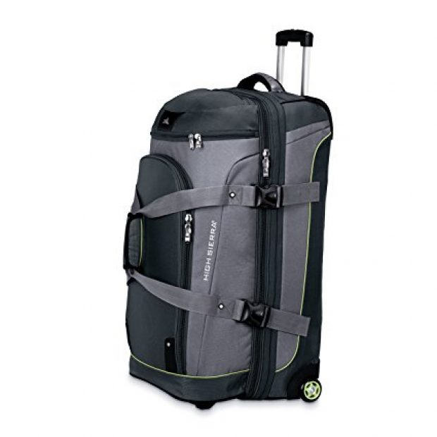 Normally $150, this duffle is 42 percent off today (Photo via Amazon)
