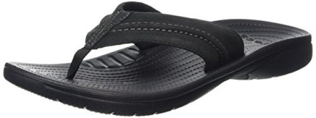 Normally $40, these flip-flops are 53 percent off today. It is available in 2 different colors (Photo via Amazon)