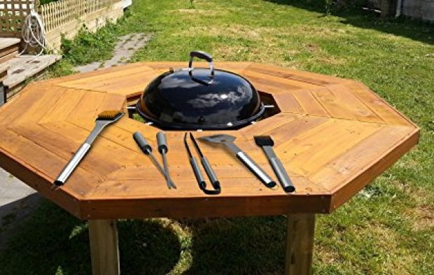 Grill set (Photo via Amazon)