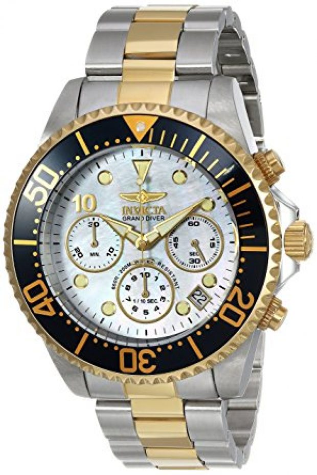 Normally $180, this watch is 61 percent off today (Photo via Amazon)