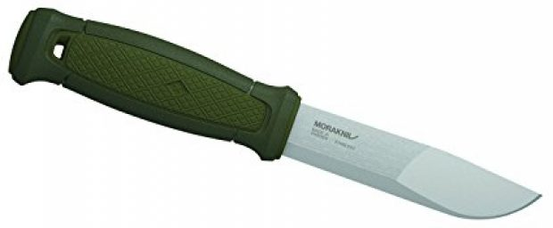 Normally $60, this fixed blade knife is 33 percent off today (Photo via Amazon)
