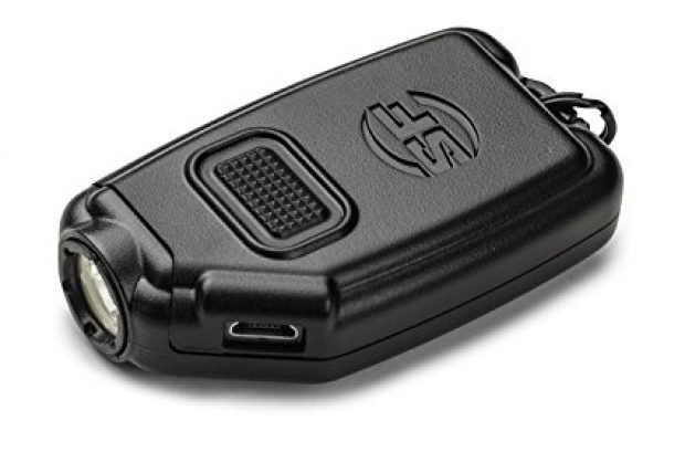 Normally $74, this keychain light is 26 percent off today (Photo via Amazon)