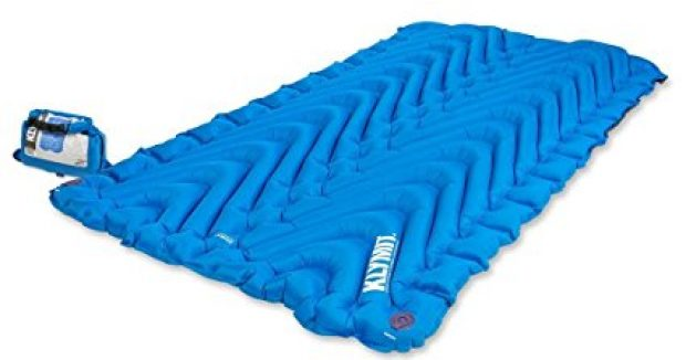 Normally $124, this sleeping pad for 2 is 45 percent off today (Photo via Amazon)