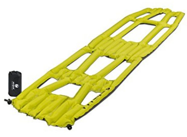 Normally $70, this sleeping pad is 46 percent off today (Photo via Amazon)