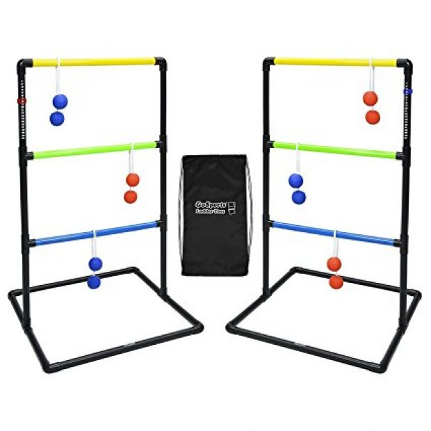 Normally $50, this ladder toss set is 30 percent off (Photo via Amazon)