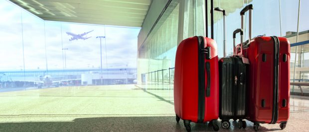 Luggage is on sale today (Photo via Shutterstock)