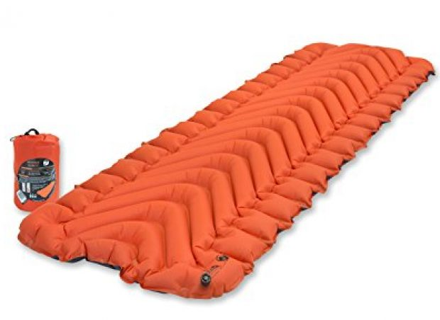 Normally $83, this sleeping pad is 44 percent off today (Photo via Amazon)