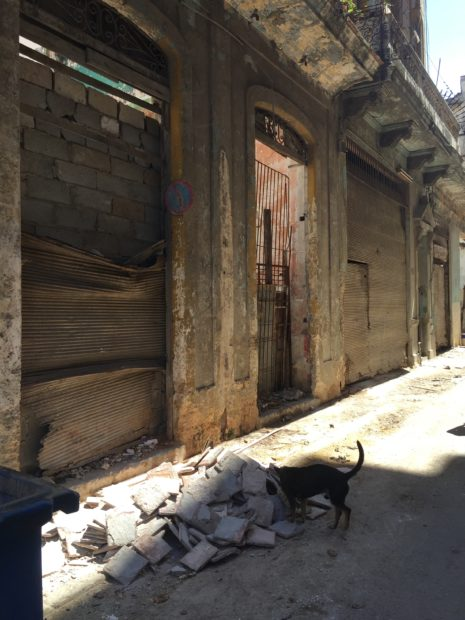 Old Havana home run down after over 50 years of isolation (Robert Donachie/Daily Caller News Foundation)