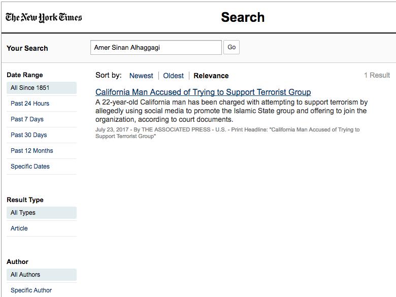 (Screenshot / NYTimes)