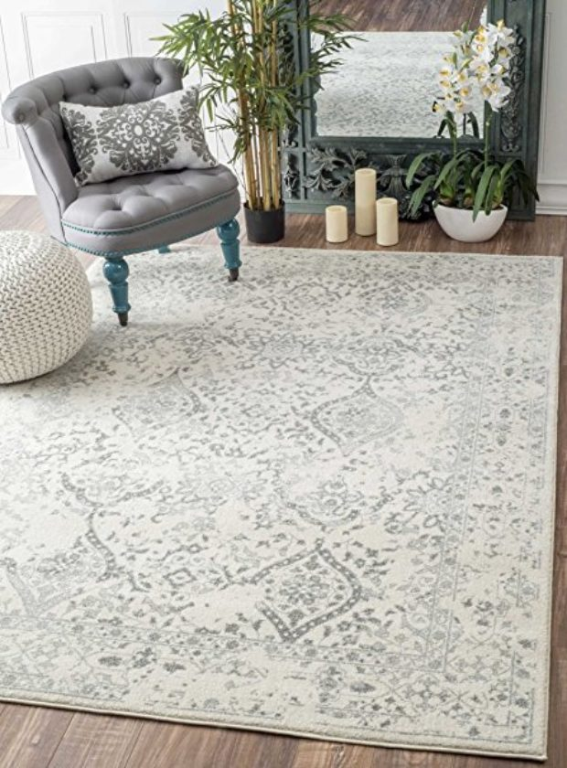 Normally $290, this rug is 62 percent off for Prime Day (Photo via Amazon)