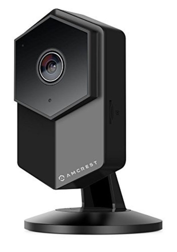 Normally $80, this security camera is 38 percent off (Photo via Amazon)