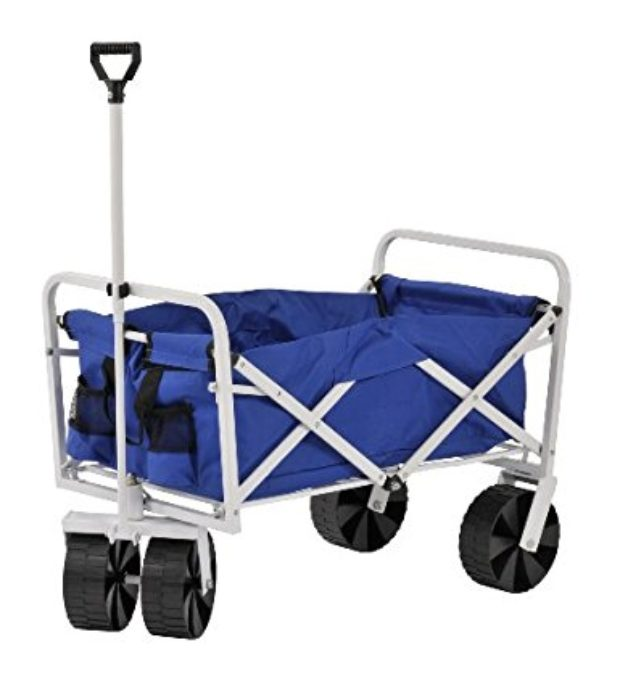 Normally $90, this beach wagon is 27 percent off today (Photo via Amazon)