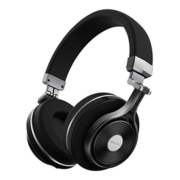 Normally $80, these wirless headphones are 63 percent off today. They come in black, gold, red and white (Photo via Amazon)