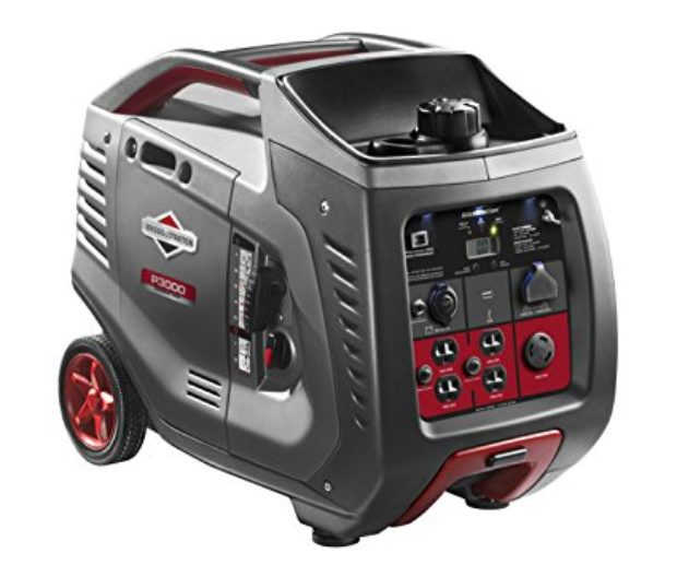 Normally $1500, this generator is 41 percent off today (Photo via Amazon)