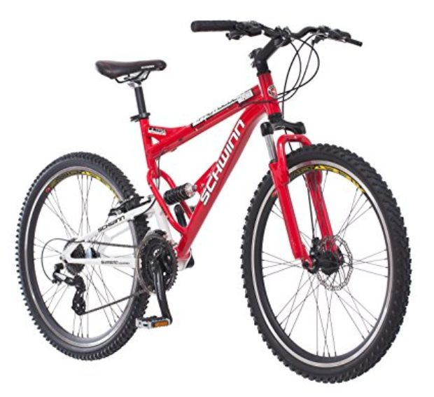 Normally $400, this mountain bike is 49 percent off today (Photo via Amazon)