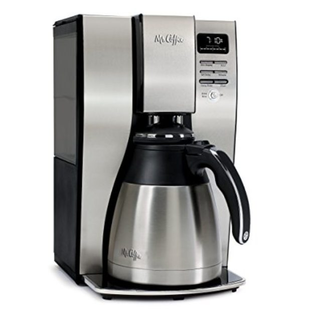 Normally $100, this thermal coffeemaker is 50 percent off for Prime Day (Photo via Amazon)