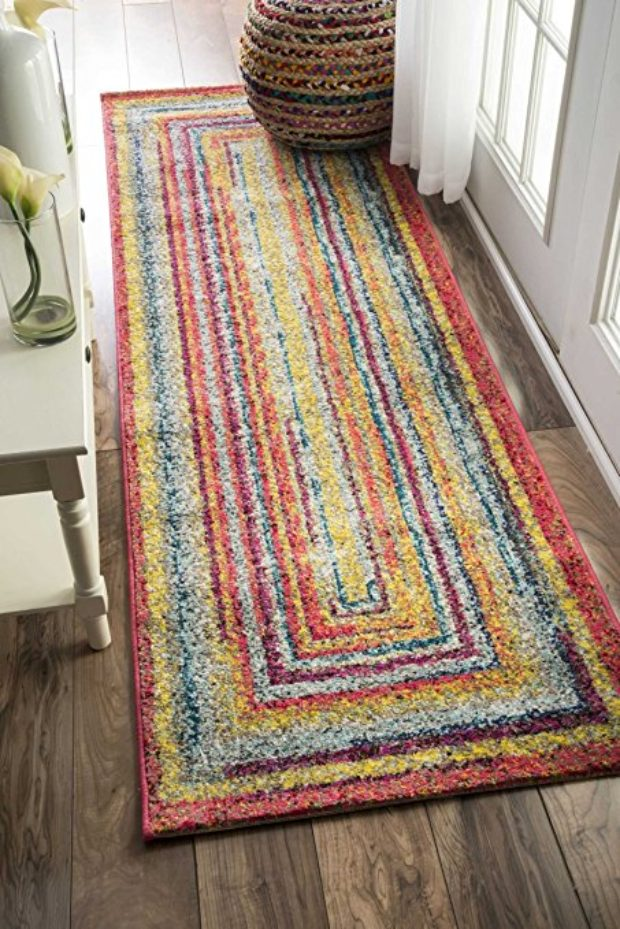 Normally $330, this runner rug is 86 percent off for Prime Day (Photo via Amazon)