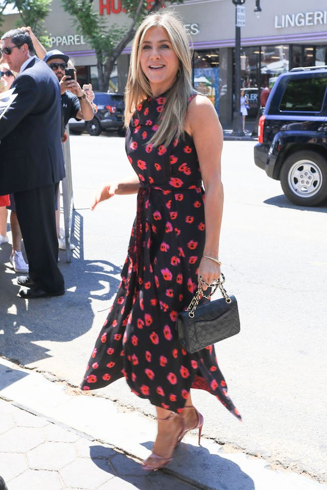 Jennifer Aniston Picture by: PressPhotoBank/Rick Mendoza Splash News and Pictures