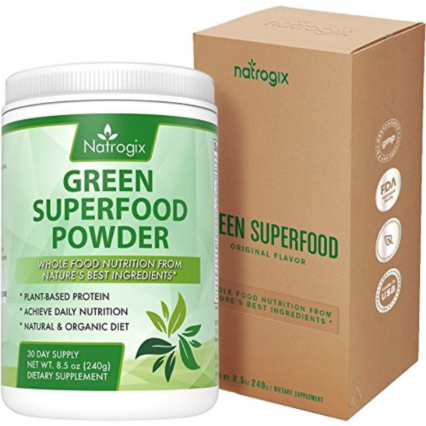 Normally $18, this superfood supplement is 35 percent off with the code (Photo via Amazon)