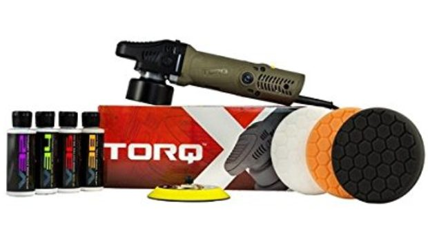 Normally $179, this orbital polisher kit is 44 percent off for Prime Day (Photo via Amazon)